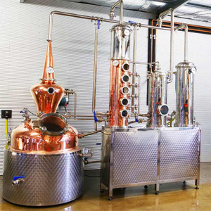 Whisky still